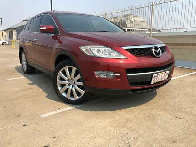 Used Mazda CX-9 TB10A1 Luxury, 2008 Mazda CX-9 TB10A1 Luxury 6 Speed Sports Automatic Wagon