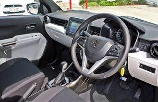 2019 Suzuki Ignis MF GL Neon Blue 1 Speed Constant Variable Hatchback
