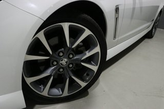 2013 Holden Commodore VF SS-V White 6 Speed Automatic Sportswagon