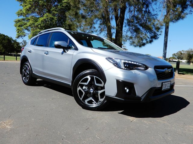 Used Subaru XV G5X MY19 2.0i-S Lineartronic AWD, 2018 Subaru XV G5X MY19 2.0i-S Lineartronic AWD Ice Silver 7 Speed Constant Variable Wagon