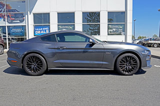 2018 Ford Mustang FN 2018MY GT Fastback Grey 6 Speed Manual Fastback