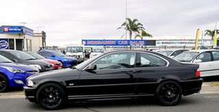2002 BMW 3 Series E46 MY2002 320Ci Steptronic Black 5 Speed Sports Automatic Coupe