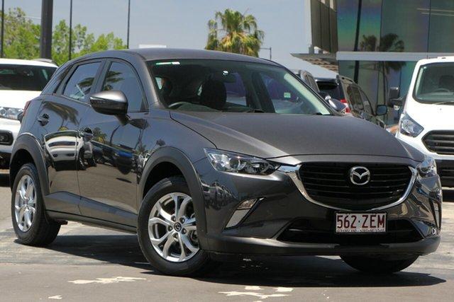 Used Mazda CX-3 DK2W7A Maxx SKYACTIV-Drive, 2016 Mazda CX-3 DK2W7A Maxx SKYACTIV-Drive Grey 6 Speed Sports Automatic Wagon