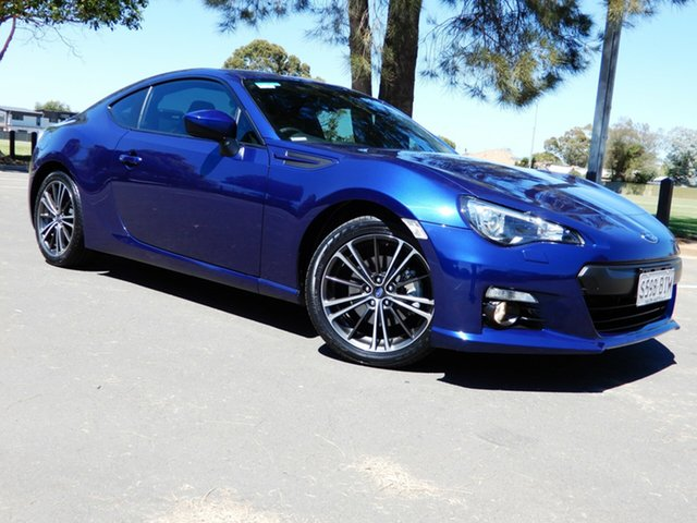 Used Subaru BRZ Z1 MY16 , 2015 Subaru BRZ Z1 MY16 Blue 6 Speed Sports Automatic Coupe