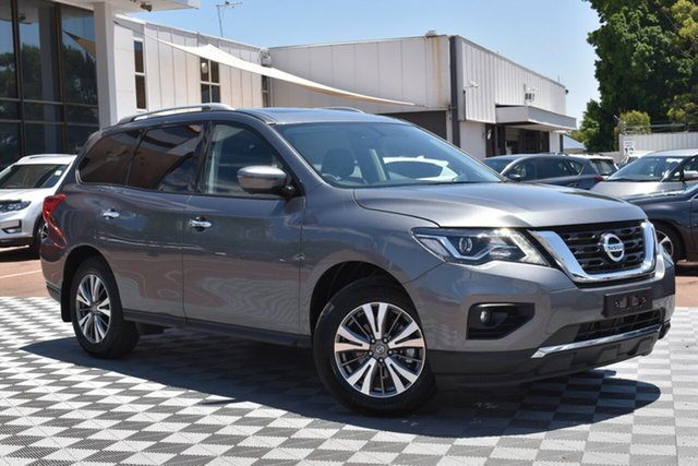 Used Nissan Pathfinder R52 Series III MY19 ST-L X-tronic 2WD, 2019 Nissan Pathfinder R52 Series III MY19 ST-L X-tronic 2WD Gun Metallic 1 Speed Constant Variable