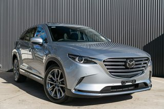 2019 Mazda CX-9 TC Azami SKYACTIV-Drive Sonic Silver 6 Speed Sports Automatic Wagon.