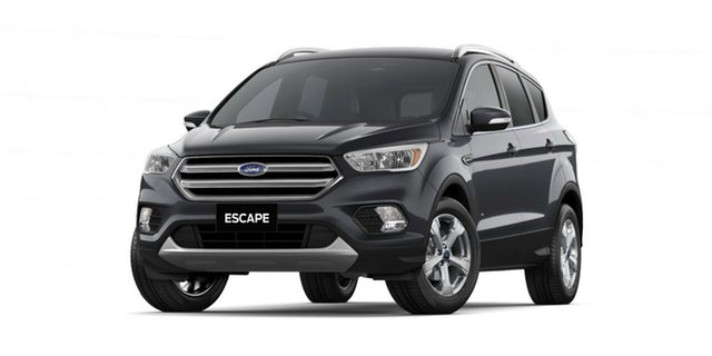 Demo Ford Escape ZG 2019.75MY Trend, 2019 Ford Escape ZG 2019.75MY Trend Magnetic 6 Speed Sports Automatic SUV