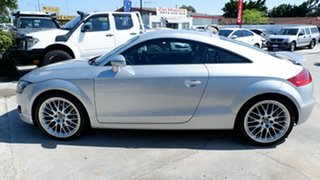 2008 Audi TT 8J S Tronic Silver 6 Speed Sports Automatic Dual Clutch Coupe
