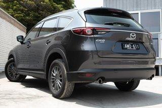 2018 Mazda CX-8 KG4W2A Sport SKYACTIV-Drive i-ACTIV AWD Grey 6 Speed Sports Automatic Wagon.