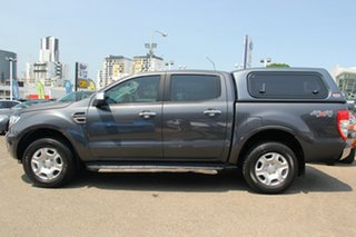 2016 Ford Ranger PX MkII XL Double Cab Grey 6 Speed Sports Automatic Utility