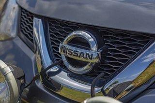 2015 Nissan X-Trail T32 ST X-tronic 2WD Gun Metallic 7 Speed Constant Variable Wagon.