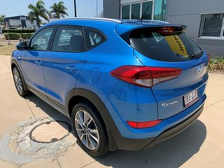 2017 Hyundai Tucson TL MY18 Active X 2WD Blue 6 Speed Sports Automatic Wagon