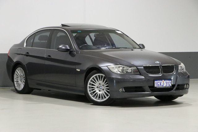 Used BMW 325i E90 , 2006 BMW 325i E90 Grey 6 Speed Auto Steptronic Sedan
