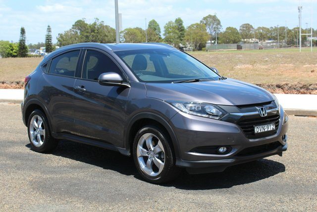 Used Honda HR-V MY17 VTi-S, 2018 Honda HR-V MY17 VTi-S Grey 1 Speed Constant Variable Hatchback
