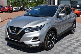 2019 Nissan Qashqai J11 Series 2 Ti X-tronic Platinum 1 Speed Constant Variable Wagon