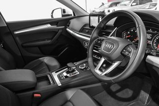 2018 Audi Q5 FY MY18 TDI S Tronic Quattro Ultra design White 7 Speed Sports Automatic Dual Clutch