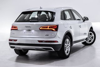 2018 Audi Q5 FY MY18 TDI S Tronic Quattro Ultra design White 7 Speed Sports Automatic Dual Clutch.