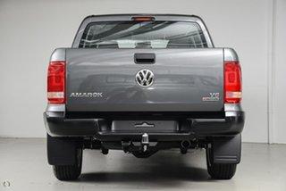 2019 Volkswagen Amarok 2H MY19 TDI550 4MOTION Perm Core Grey 8 Speed Automatic Utility.