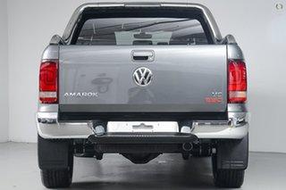 2019 Volkswagen Amarok 2H MY19 TDI580 4MOTION Perm Ultimate Grey 8 Speed Automatic Utility.