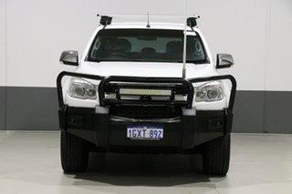 2015 Holden Colorado RG MY16 LTZ (4x4) White 6 Speed Automatic Crew Cab Pickup.