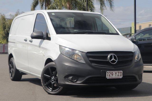 Used Mercedes-Benz Vito 447 111CDI SWB, 2015 Mercedes-Benz Vito 447 111CDI SWB White 6 Speed Manual Van
