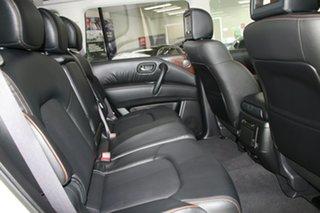 2020 Nissan Patrol Y62 Series 5 MY20 TI-L Hermosa Blue 7 Speed Sports Automatic Wagon