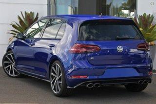 2019 Volkswagen Golf 7.5 MY20 R DSG 4MOTION Blue 7 Speed Sports Automatic Dual Clutch Hatchback.