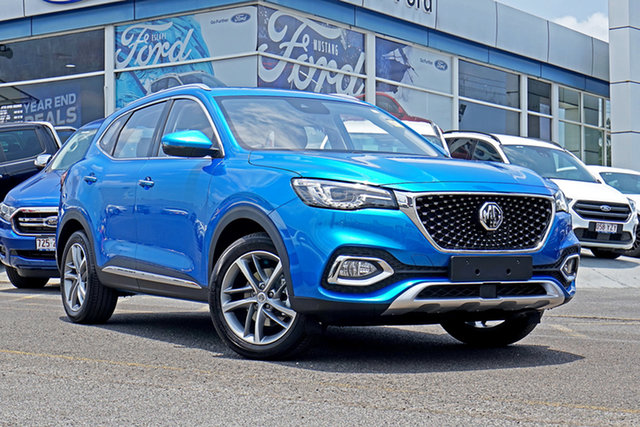 Demo MG HS SAS23 MY20 Excite DCT FWD, 2019 MG HS SAS23 MY20 Excite DCT FWD Blue 7 Speed Sports Automatic Dual Clutch Wagon
