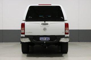 2015 Holden Colorado RG MY16 LTZ (4x4) White 6 Speed Automatic Crew Cab Pickup