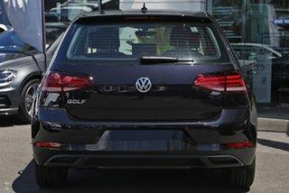 2019 Volkswagen Golf 7.5 MY20 110TSI DSG Trendline Black 7 Speed Sports Automatic Dual Clutch.