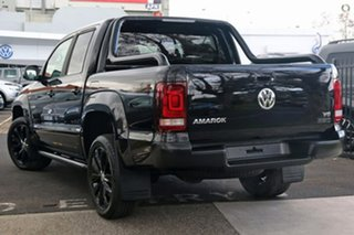 2019 Volkswagen Amarok 2H MY19 TDI580 4MOTION Perm Highline Black Black 8 Speed Automatic Utility