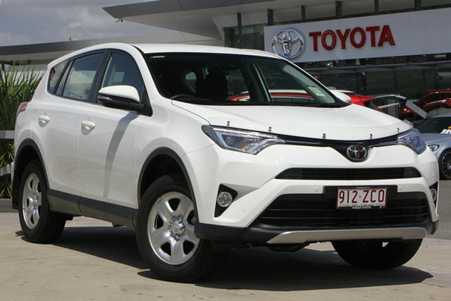 Demo Toyota RAV4  , RAV 4 GX AWD 2.5L Petrol Automatic 5 Door Wagon