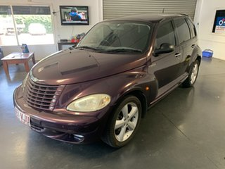 2005 Chrysler PT Cruiser MY05 Upgrade Classic Purple 4 Speed Automatic Hatchback.