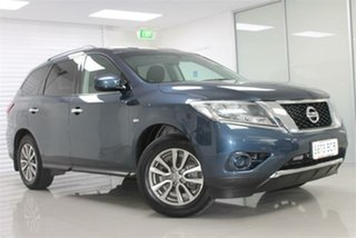 2015 Nissan Pathfinder R52 ST Blue 1 Speed Constant Variable Wagon.
