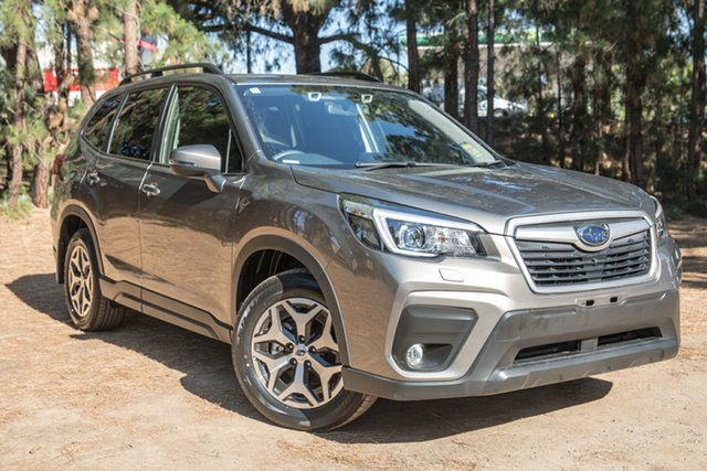 Demo Subaru Forester S5 MY19 2.5i-L CVT AWD, 2019 Subaru Forester S5 MY19 2.5i-L CVT AWD Sepia Bronze 7 Speed Constant Variable Wagon