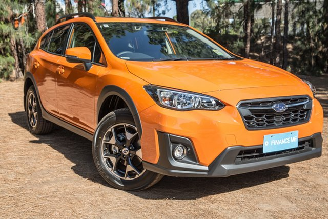 New Subaru XV G5X MY19 2.0i Premium Lineartronic AWD, 2019 Subaru XV G5X MY19 2.0i Premium Lineartronic AWD Sunshine Orange 7 Speed Constant Variable
