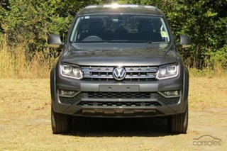 2019 Volkswagen Amarok 2H MY19 TDI550 4MOTION Perm Highline Grey 8 Speed Automatic Utility.