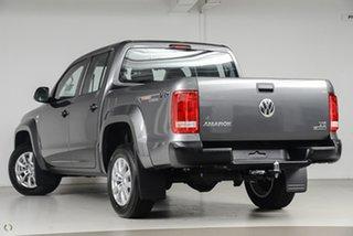 2019 Volkswagen Amarok 2H MY19 TDI550 4MOTION Perm Core Grey 8 Speed Automatic Utility