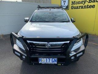 2018 Holden Colorado RG MY18 LTZ Pickup Crew Cab Summit White 6 Speed Sports Automatic Utility.