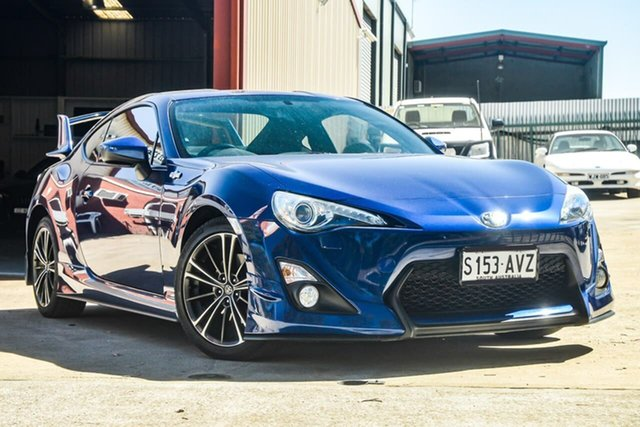 Used Toyota 86 ZN6 GTS, 2013 Toyota 86 ZN6 GTS Blue 6 Speed Manual Coupe