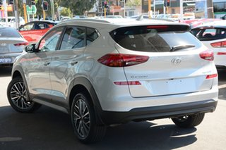 2020 Hyundai Tucson TL3 MY20 Elite D-CT AWD Silver 7 Speed Sports Automatic Dual Clutch Wagon.