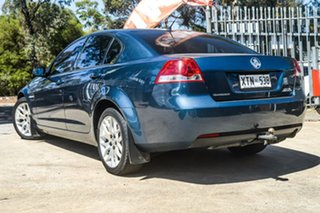 2008 Holden Commodore VE MY09 60th Anniversary Blue 4 Speed Automatic Sedan.