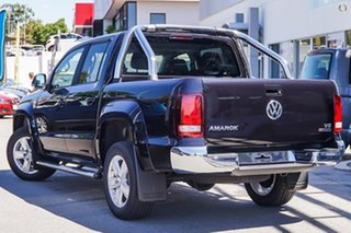 2019 Volkswagen Amarok 2H MY19 TDI550 4MOTION Perm Highline Black 8 Speed Automatic Utility