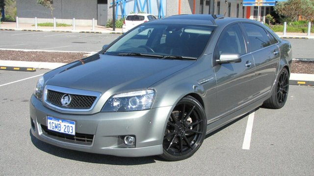 Used Holden Caprice WN II MY16 V, 2015 Holden Caprice WN II MY16 V Grey 6 Speed Sports Automatic Sedan