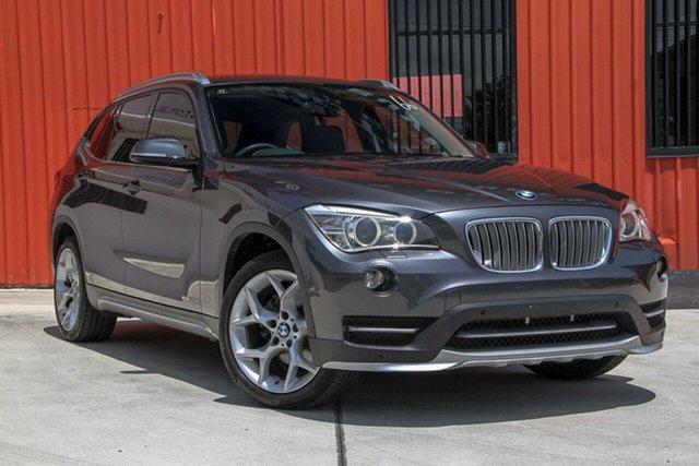 Used BMW X1 E84 MY0714 xDrive20d AWD, 2015 BMW X1 E84 MY0714 xDrive20d AWD Grey 8 Speed Sports Automatic Wagon