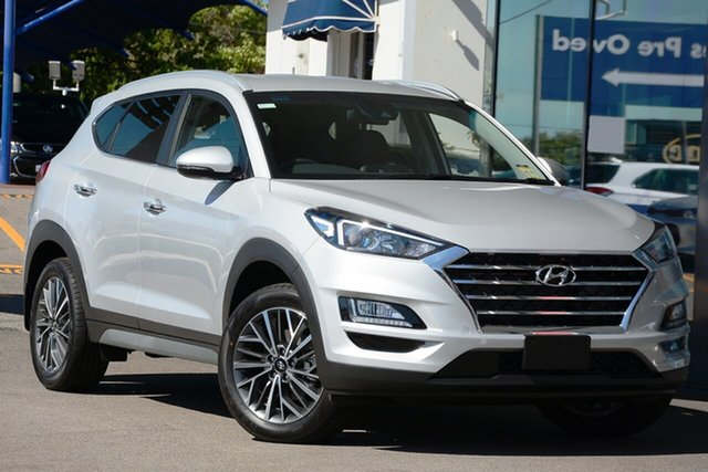 New Hyundai Tucson TL3 MY19 Elite 2WD, 2019 Hyundai Tucson TL3 MY19 Elite 2WD Platinum Silver 6 Speed Automatic Wagon