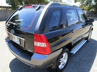 2007 Kia Sportage KM (4x4) 4 Speed Tiptronic Wagon