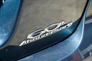 2008 Holden Commodore VE MY09 60th Anniversary Blue 4 Speed Automatic Sedan