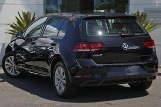 2019 Volkswagen Golf 7.5 MY20 110TSI DSG Trendline Black 7 Speed Sports Automatic Dual Clutch