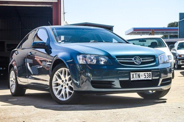 Used Holden Commodore VE MY09 60th Anniversary, 2008 Holden Commodore VE MY09 60th Anniversary Blue 4 Speed Automatic Sedan